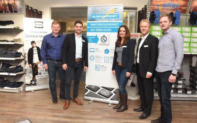 Wartungssicherheit auf einen Klick – Bei der Elsinghorst GmbH in Bocholt