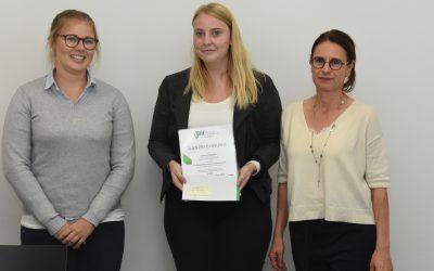 Lena Ostendarp – unser TOP- Azubi 2019