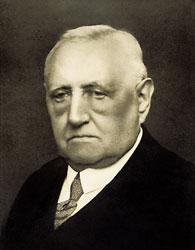 Portraitfoto von Heinrich Elsinghorst